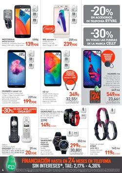 Ofertas de Smartphones  en el folleto de El Corte Inglés en Sanlúcar de Barrameda