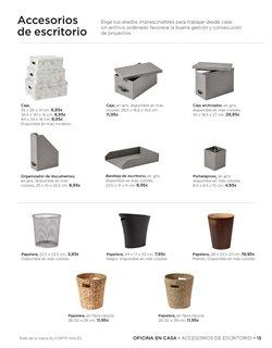 Ofertas de Material de papelería  en el folleto de El Corte Inglés en Pontevedra