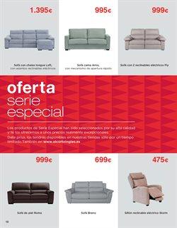 Ofertas de Chaise longue  en el folleto de El Corte Inglés en Madrid