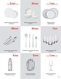 Ofertas de Luminarc  en el folleto de El Corte Inglés en Madrid