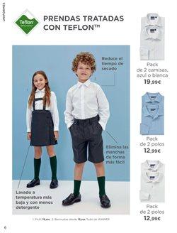 Ofertas de Camisa niño  en el folleto de El Corte Inglés en Madrid