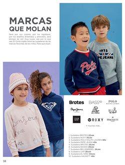 Ofertas de ROXY  en el folleto de El Corte Inglés en Madrid