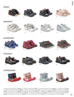 Ofertas de Zapatos  en el folleto de El Corte Inglés en Paterna