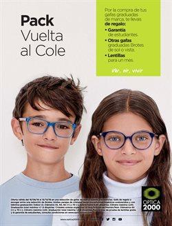 Ofertas de Gafas graduadas  en el folleto de El Corte Inglés en Dos Hermanas