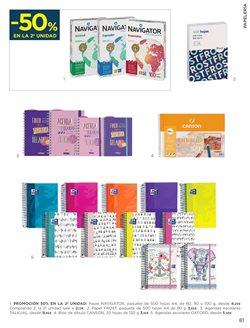 Ofertas de Paquete de papel  en el folleto de El Corte Inglés en Madrid