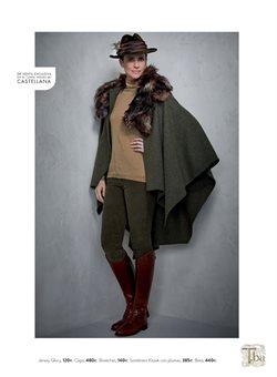 Ofertas de Ropa abrigo mujer  en el folleto de El Corte Inglés en Las Palmas de Gran Canaria