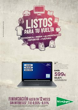 Ofertas de Libros y papelerías  en el folleto de El Corte Inglés en Córdoba