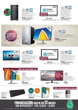 Ofertas de MacBook  en el folleto de El Corte Inglés en León
