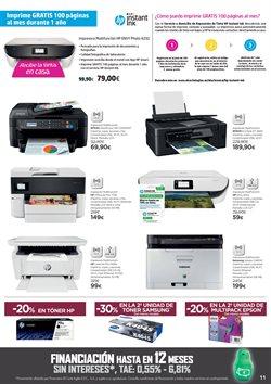 Ofertas de Impresora multifunción  en el folleto de El Corte Inglés en Getafe