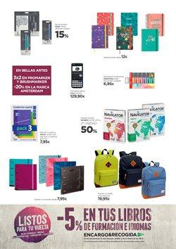 Ofertas de Carpetas  en el folleto de El Corte Inglés en Madrid