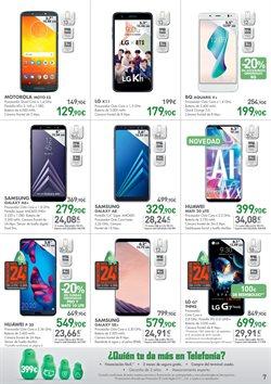 Ofertas de Samsung Galaxy S8  en el folleto de El Corte Inglés en Arganda del Rey