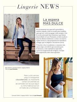 Ofertas de Leggins deportivos  en el folleto de El Corte Inglés en Madrid