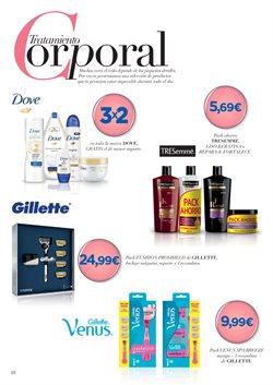 Ofertas de Gillette  en el folleto de El Corte Inglés en Madrid