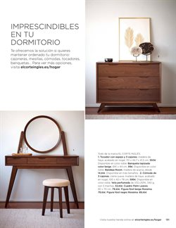 Ofertas de Taburete  en el folleto de El Corte Inglés en Málaga