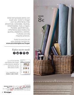 Ofertas de Cesta  en el folleto de El Corte Inglés en Valladolid