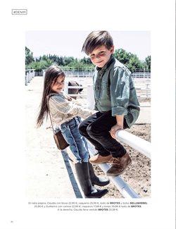 Ofertas de Zapatos niño  en el folleto de El Corte Inglés en Madrid