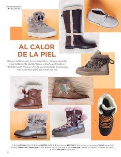 Ofertas de Zapatos  en el folleto de El Corte Inglés en Pamplona