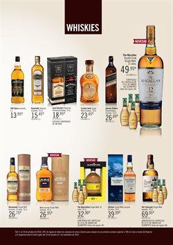 Ofertas de Whisky  en el folleto de El Corte Inglés en Madrid
