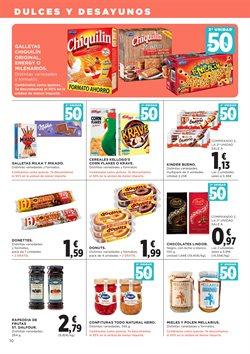 Ofertas de Desayuno, postres y pan  en el folleto de El Corte Inglés en El Puerto De Santa María