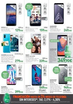 Ofertas de Smartphones  en el folleto de El Corte Inglés en Torrejón
