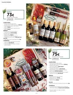 Ofertas de Bebidas  en el folleto de El Corte Inglés en Málaga