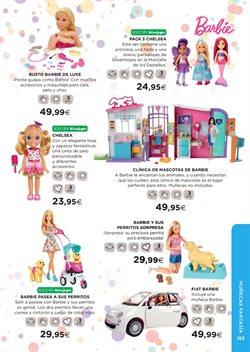 Ofertas de Barbie  en el folleto de El Corte Inglés en Madrid