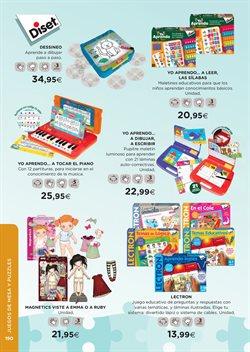 Ofertas de Juegos de mesa  en el folleto de El Corte Inglés en Madrid