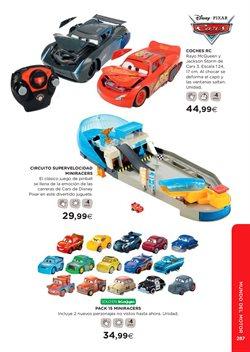 Ofertas de Cars  en el folleto de El Corte Inglés en León