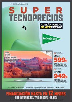 Ofertas de Tv led  en el folleto de El Corte Inglés en Madrid