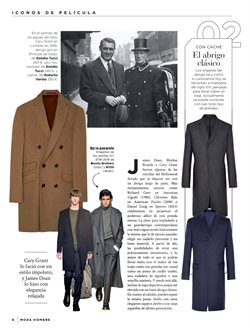 Ofertas de Abrigo hombre  en el folleto de El Corte Inglés en Madrid