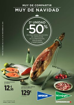 Ofertas de Hiper-Supermercados  en el folleto de El Corte Inglés en Murcia
