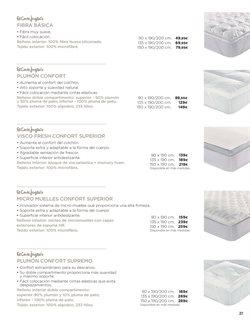 Ofertas de Dormitorios  en el folleto de El Corte Inglés en León