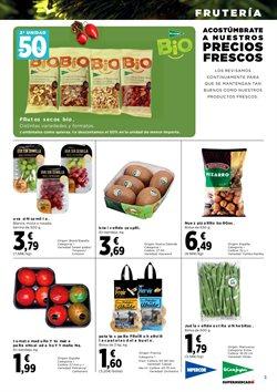 Ofertas de Fresas  en el folleto de El Corte Inglés en Valencia