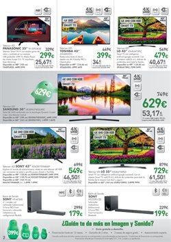 Ofertas de Panasonic  en el folleto de El Corte Inglés en Madrid
