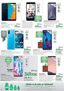 Ofertas de Smartphones  en el folleto de El Corte Inglés en Oviedo