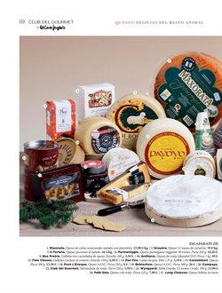 Ofertas de Pan  en el folleto de El Corte Inglés en Valencia