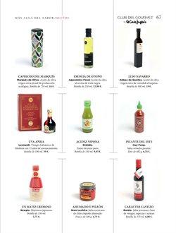 Ofertas de Salsas  en el folleto de El Corte Inglés en Córdoba