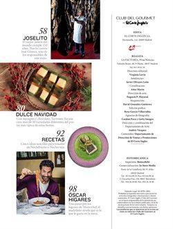 Ofertas de Cestas de Navidad  en el folleto de El Corte Inglés en San Cristobal de la Laguna (Tenerife)