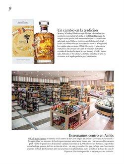 Ofertas de Whisky  en el folleto de El Corte Inglés en Algeciras