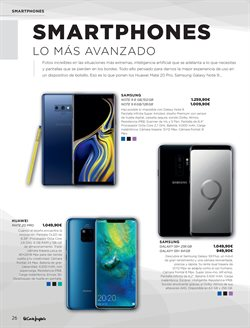 Ofertas de Samsung Galaxy S8  en el folleto de El Corte Inglés en Alcobendas