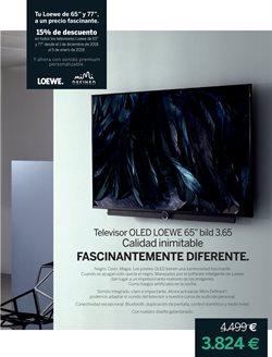 Ofertas de Televisores  en el folleto de El Corte Inglés en San Sebastián de los Reyes
