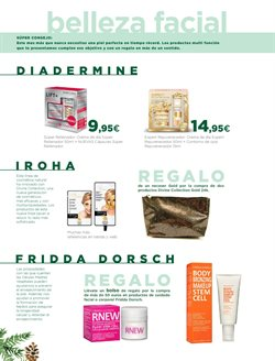 Ofertas de Cuidado facial  en el folleto de El Corte Inglés en Castelldefels