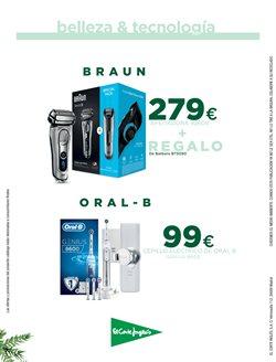 Ofertas de Braun  en el folleto de El Corte Inglés en León