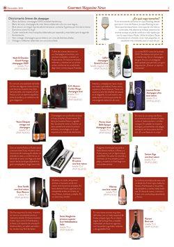 Ofertas de Champagne  en el folleto de El Corte Inglés en San Cristobal de la Laguna (Tenerife)