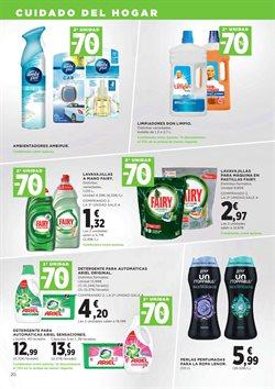 Ofertas de Detergente en cápsulas  en el folleto de El Corte Inglés en Chiclana de la Frontera