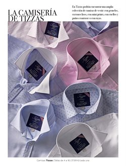 Ofertas de Camisa  en el folleto de El Corte Inglés en Madrid