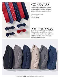 Ofertas de Corbata  en el folleto de El Corte Inglés en Madrid