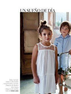 Ofertas de Pijama  en el folleto de El Corte Inglés en Telde