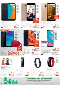 Ofertas de Smartphones  en el folleto de El Corte Inglés en Madrid