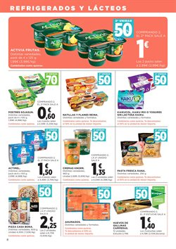 Ofertas de Yogur  en el folleto de El Corte Inglés en Madrid